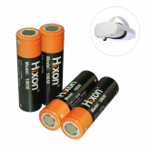 Hixon AA Battery Rechargeable 1.5V (VR recommended)