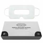 Universal VR masks with storage box (white, from 100 pieces)