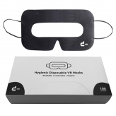 Universal VR masks with storage box (black, from 100 pieces)